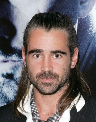 """NEW YORK - OCTOBER 15:  Actor Colin Farrell attends the Premiere for """"Pride and Glory at AMC Loews lincoln Square 13 on October 15, 2008 in New York City.  (Photo by Jim Spellman/WireImage)"""