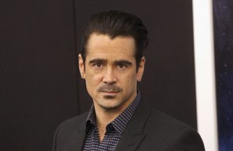 """NEW YORK, NY - FEBRUARY 11:  Actor Colin Farrell attends the """"Winter's Tale"""" world premiere at Ziegfeld Theater on February 11, 2014 in New York City.  (Photo by Jim Spellman/WireImage)"""