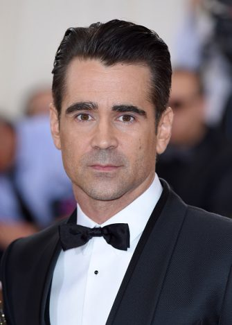 """NEW YORK, NY - MAY 02:  Colin Farrell arrives for the """"Manus x Machina: Fashion In An Age Of Technology"""" Costume Institute Gala at Metropolitan Museum of Art on May 2, 2016 in New York City.  (Photo by Karwai Tang/WireImage)"""