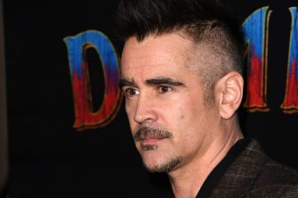 """Irish actor Colin Farrell arrives for the world premiere of Disney's """"Dumbo"""" at El Capitan theatre on March 11, 2019 in Hollywood. (Photo by Robyn Beck / AFP)        (Photo credit should read ROBYN BECK/AFP via Getty Images)"""