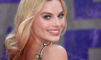"""LONDON, ENGLAND - AUGUST 03:  Margot Robbie attends the European Premiere of """"Suicide Squad"""" at Odeon Leicester Square on August 3, 2016 in London, England.  (Photo by Anthony Harvey/Getty Images)"""
