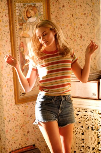 """Margot Robbie star in Columbia Pictures â  Once Upon a Time in Hollywood"""""""