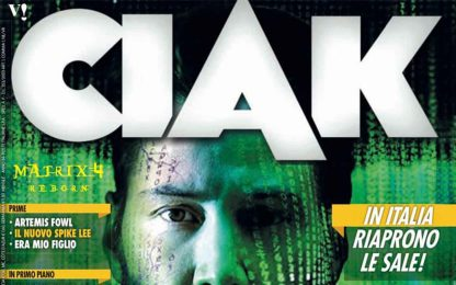 Ciak, con Matrix 4 si riaprono i set dei grandi film di Hollywood