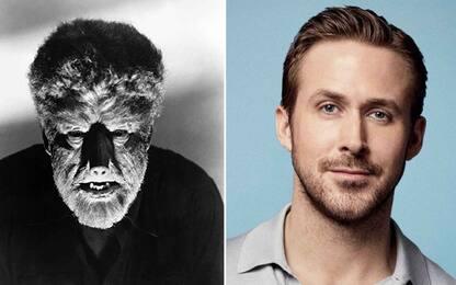 """Wolfman, un """"uomo lupo"""" con il volto di Ryan Gosling. FOTO"""