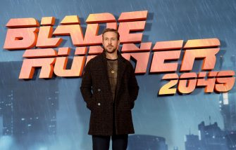 LONDON, ENGLAND - SEPTEMBER 21:  Ryan Gosling attends the 'Blade Runner 2049' photocall at The Corinthia Hotel on September 21, 2017 in London, England.  (Photo by Dave J Hogan/Dave J Hogan/Getty Images)