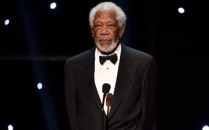 5 curiosità su Morgan Freeman