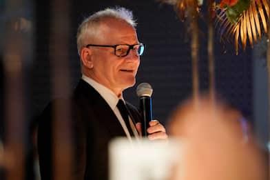 """Cannes, Fremaux: """"Cinema non è morto e nemmeno malato"""""""