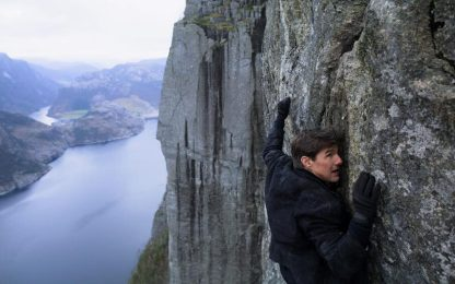 Mission Impossible 7, Tom Cruise torna sul set a settembre
