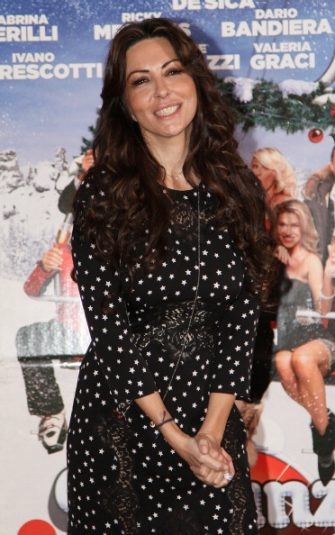 "ROME, ITALY - DECEMBER 14:  Sabrina Ferilli attends the ""Vacanze Di Natale A Cortina"" photocall at St Regis Hotel on December 14, 2011 in Rome, Italy.  (Photo by Ernesto Ruscio/Getty Images)"