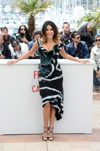 CANNES, FRANCE - MAY 21:  Actress Sabrina Ferilli attends the photocall for 'La Grande Bellezza' (The Great Beauty) during the 66th Annual Cannes Film Festival at Palais des Festivals on May 21, 2013 in Cannes, France.  (Photo by Venturelli/WireImage)
