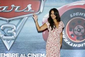 ROME, ITALY - JULY 12:  Sabrina Ferilli attends a photocall for Cars 3 at Hotel Parco Dei Principi on July 12, 2017 in Rome, Italy.  (Photo by Ernesto Ruscio/Getty Images)