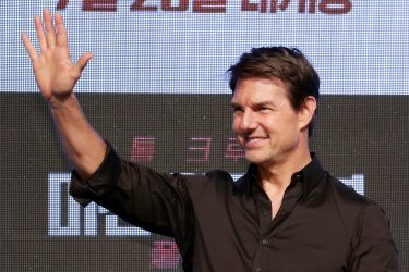 SEOUL, SOUTH KOREA - JULY 16: Tom Cruise attends the 'Mission: Impossible - Fallout' Korea Press Conference and Photo Call at Lotte Hotel Seoul on July 16, 2018 in Seoul, South Korea.  (Photo by Han Myung-Gu/Getty Images for Paramount Pictures)