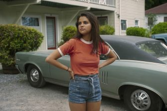 """Selena Gomez stars as """"Zoe"""" in writer/director Jim Jarmusch's THE DEAD DON'T DIE, a Focus Features release.  Credit : Abbot Genser / Focus Features © 2019 Image Eleven Productions, Inc."""