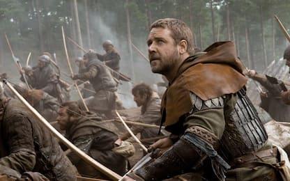 8 curiosità su Robin Hood di Ridley Scott