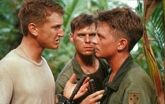 Michael J. Fox Sean Penn Vittime di guerra