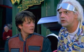 Michael J. Fox Ritorno al futuro - Parte II