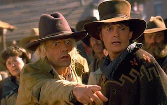 Michael J. Fox Ritorno al futuro - Parte III