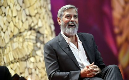 George Clooney fu ricoverato per pancreatite, era dimagrito per film
