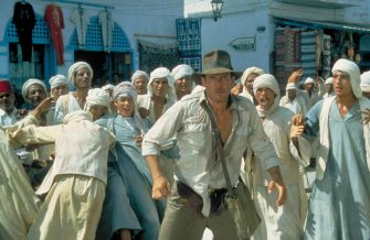 HARRISON FORDin Indiana Jones And The Raiders Of The Lost ArkFilmstill - Editorial Use OnlyRef: FBwww.capitalpictures.comsales@capitalpictures.comSupplied by Capital Pictures