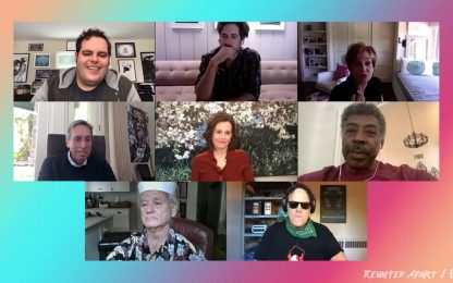 Ghostbusters, la reunion del cast. VIDEO integrale
