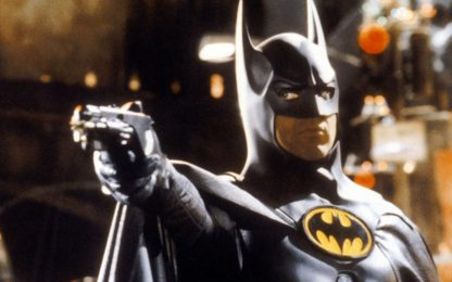 The Flash, Michael Keaton sarà Batman?
