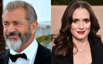 Mel Gibson respinge le accuse di antisemitismo di Winona Ryder