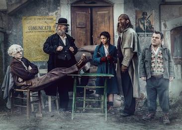 """""""Freaks Out"""", la data di uscita del secondo film di Gabriele Mainetti"""
