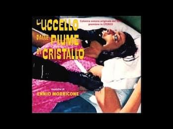 Ennio Morricone, profondo giallo