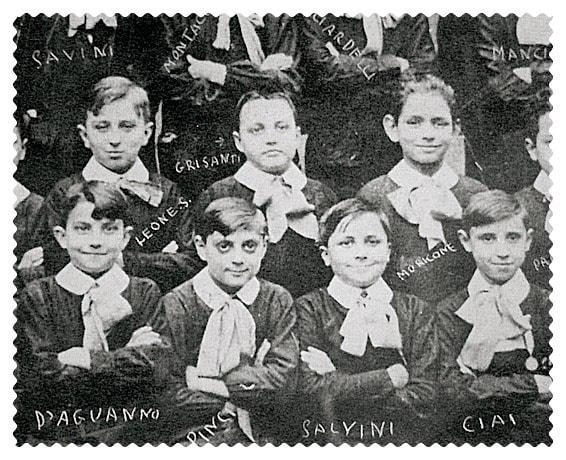 Sergio Leone ed Ennio Morricone