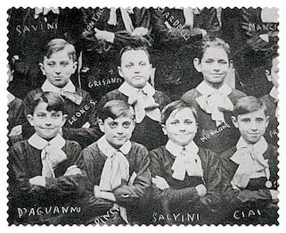 La storia: Morricone e Sergio Leone insieme alle elementari
