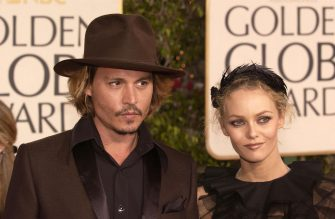 JOHNNY DEPP & VANESSA PARADIS61st Annual Golden Globe AwardsRef: PLF25 January 2004*Editorial Use Only*www.capitalpictures.comsales@capitalpictures.comSupplied By Capital Pictures