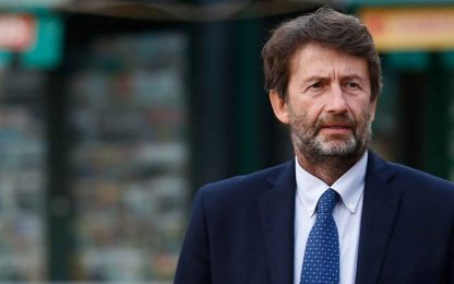 Dario Franceschini, raddoppiati i fondi per sale e arene estive