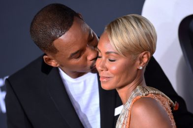 La confessione di Jada Pinkett Smith a suo marito Will - Il VIDEO
