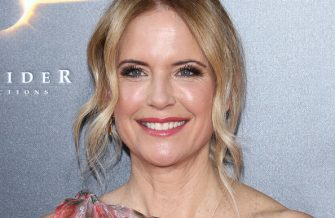 """NEW YORK, NY - JUNE 14:  Actress Kelly Preston attends the """"Gotti"""" New York premiere at SVA Theater on June 14, 2018 in New York City.  (Photo by Jim Spellman/WireImage)"""