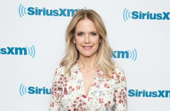 NEW YORK, NY - JUNE 11:  Kelly Preston visits the SiriusXM Studios on June 11, 2018 in New York City.  (Photo by Noam Galai/Getty Images)