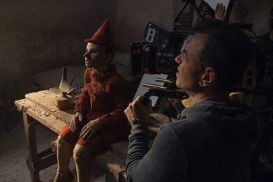 Pinocchio, il film raccontato dal regista Matteo Garrone