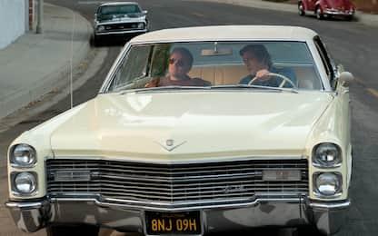 C'era una volta a... Hollywood, all'asta le auto di DiCaprio e Pitt