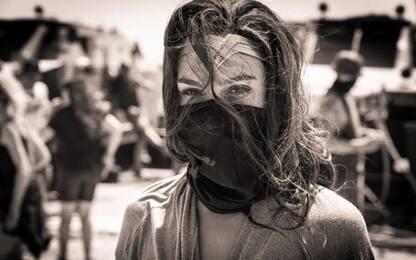 Wonder Woman, Gal Gadot consiglia l'uso della mascherina