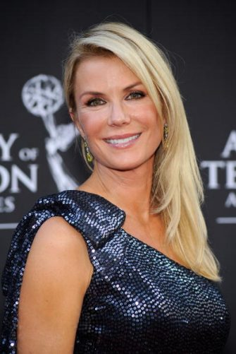 LOS ANGELES, CA - AUGUST 30:  Actress Katherine Kelly Lang attends the 36th Annual Daytime Emmy Awards at The Orpheum Theatre on August 30, 2009 in Los Angeles, California.  (Photo by Frazer Harrison/Getty Images