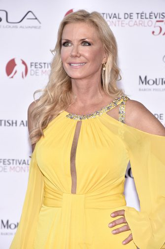 MONTE-CARLO, MONACO - JUNE 16:  Katherine Kelly Lang attends the 57th Monte Carlo TV Festival Opening Ceremony on June 16, 2017 in Monte-Carlo, Monaco.  (Photo by Pascal Le Segretain/Getty Images)