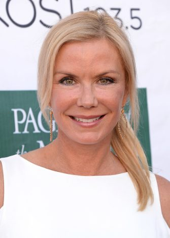 LAGUNA BEACH, CA - AUGUST 26:  Actor Katherine Kelly Lang attends the Festival of Arts Celebrity Benefit Event on August 26, 2017 in Laguna Beach, California.  (Photo by Michael Kovac/Getty Images for Festival of Arts)