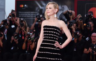 """VENICE, ITALY - AUGUST 31:  Cate Blanchett walks the red carpet ahead of the """"Jocker"""" screening during during the 76th Venice Film Festival at Sala Grande on August 31, 2019 in Venice, Italy. (Photo by Stefania D'Alessandro/WireImage,)"""
