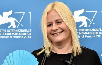 Austrian director Veronika Franz poses at a photocall for 'Ich Seh Ich Seh' (Goodnight Mommy) during the 71st annual Venice International Film Festival, in Venice, Italy, 30 August 2014. The movie is presented in the Orizzonti section at the festival that runs from 27 August to 06 September.  ANSA/ETTORE FERRARI