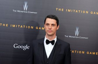 British actor Matthew Goode arrives for the US premiere of The Imitation Game at the Ziegfeld Theatre in New York on November 17, 2014. AFP PHOTO/Jewel Samad        (Photo credit should read JEWEL SAMAD/AFP via Getty Images)
