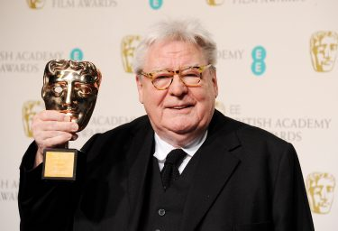 LONDON, ENGLAND - FEBRUARY 10:  (EMBARGOED FOR PUBLICATION IN UK TABLOID NEWSPAPERS UNTIL 48 HOURS AFTER CREATE DATE AND TIME. MANDATORY CREDIT PHOTO BY DAVE M. BENETT/GETTY IMAGES REQUIRED)  Sir Alan Parker, winner of the BAFTA Fellowship, poses in the Press Room at the EE British Academy Film Awards at The Royal Opera House on February 10, 2013 in London, England.  (Photo by Dave M. Benett/Getty Images)