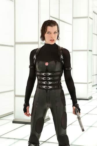 Milla Jovovich stars in Screen Gems' action horror RESIDENT EVIL RETRIBUTION.