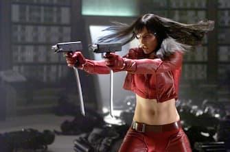 Milla Jovovich stars as VIOLET