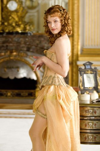 MILLA JOVOVICH stars in THE THREE MUSKETEERS 3D