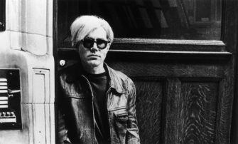 Pop artist and film-maker Andy Warhol (1928  - 1987).   (Photo by Express Newspapers/Getty Images)