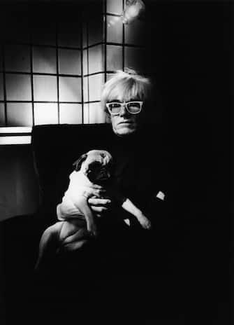 American pop artist Andy Warhol (1928 - 1987), circa 1985. (Photo by Jill Kennington/Getty Images)